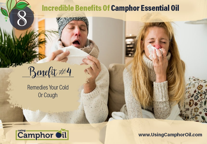 camphor essential oil uses